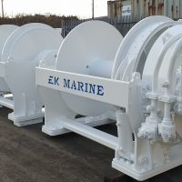 35 ton Fishing Trawl Winches